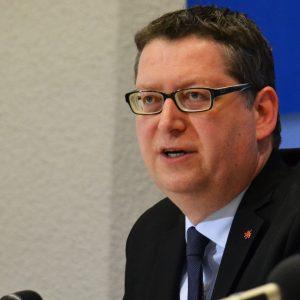 Thorsten Schäfer-Gümbel zieht Bilanz zu ein Jahr Schwarz-Grün